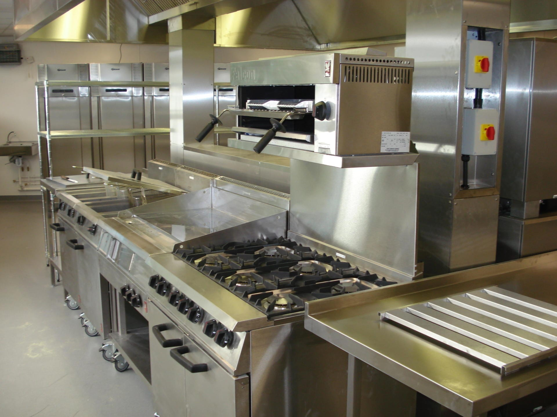 Gloucester-College-Gloucester-Servery-Stainless-Steel-fabrication-cooking-Foodtech-teaching-spacecatering_5