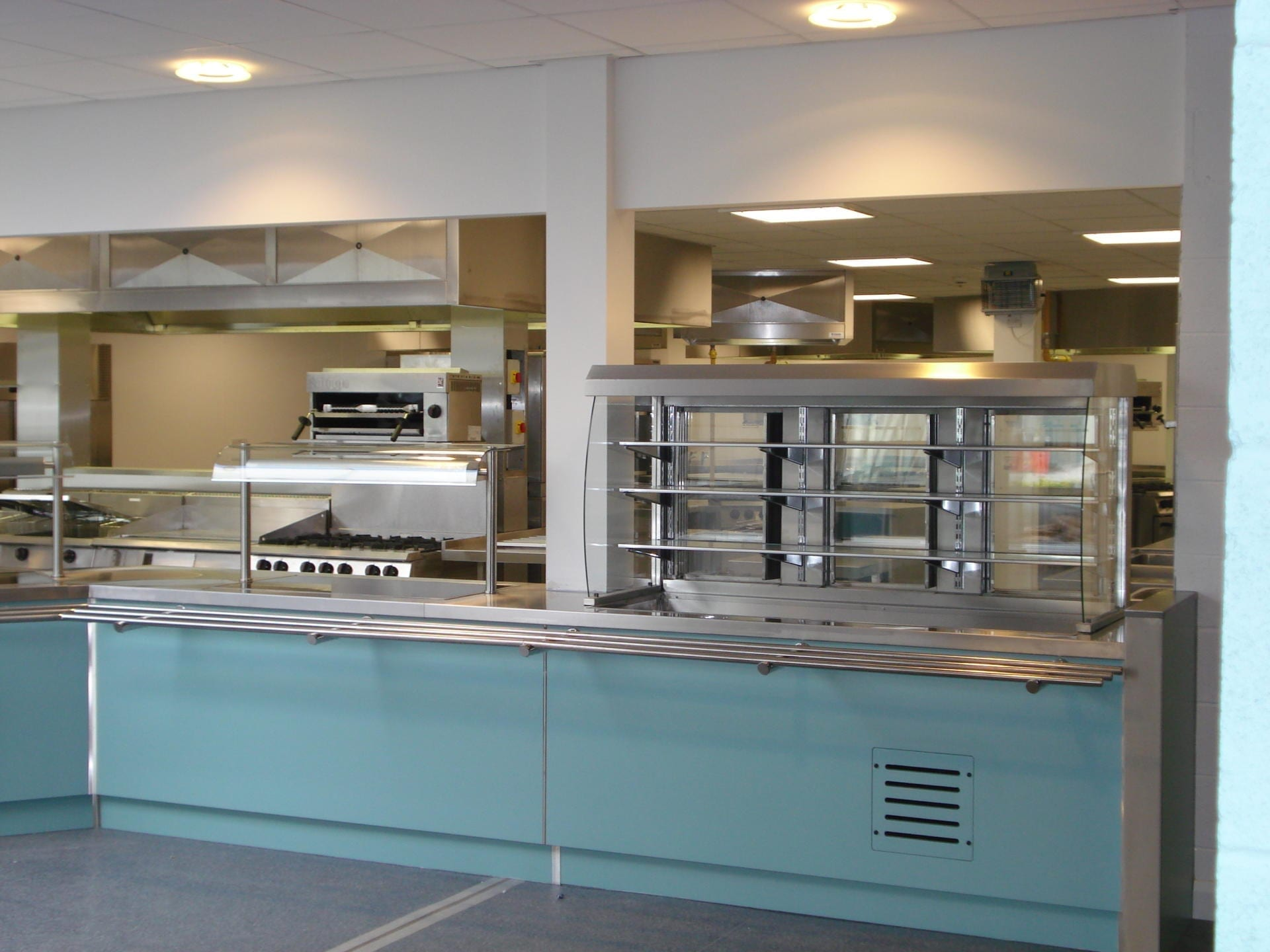 Gloucester-College-Gloucester-Servery-Stainless-Steel-fabrication-cooking-Foodtech-teaching-spacecatering_6