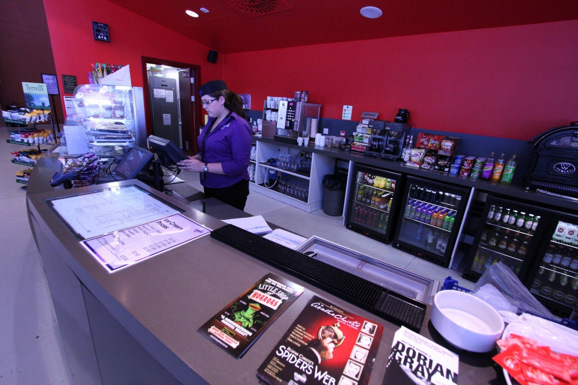 Leicester_City_Council_Leicester_Cafe_Bar_Front_of_house_Servery_Food_Display_spacecatering_5