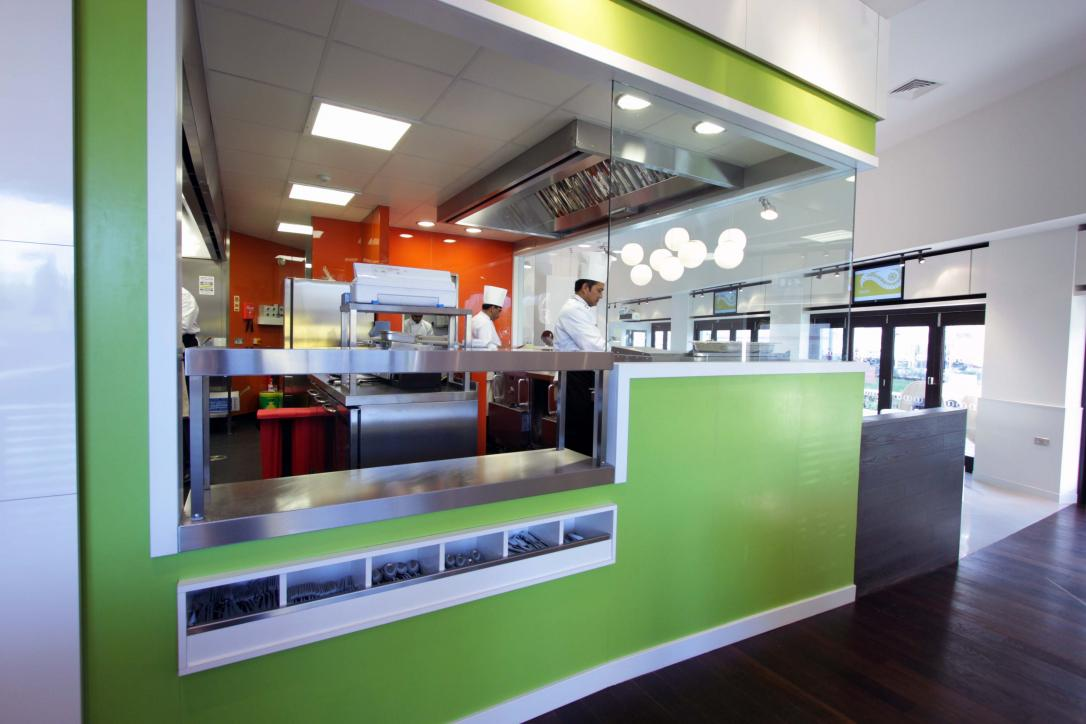 Oojam Hemel Hempstead Indian restaurant and kitchenFabrication Stainless Steel Commercial Kitchen spacecatering 4