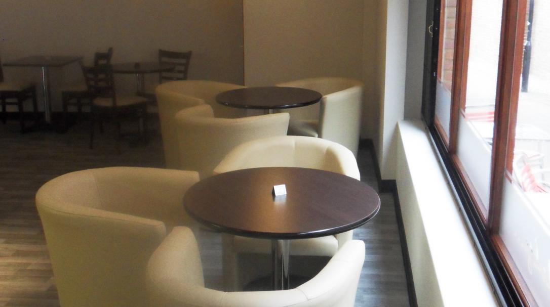 dream cafe contract furniture interior and layout design scheme outdoor furniture 03 spacefurniture