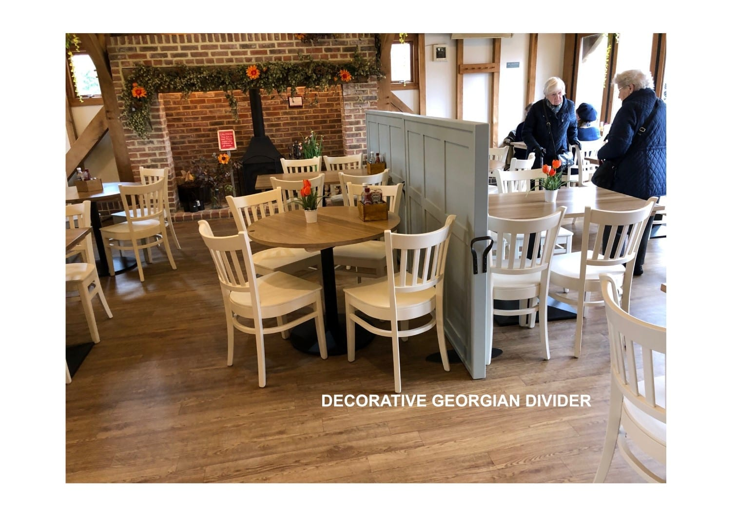 decorative georgian divider
