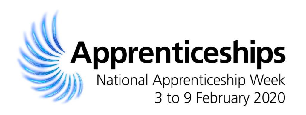 National Apprenticeship Week 3 to 9 February 2020