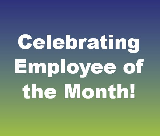 Employee of the month for blog