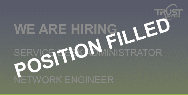 position filled post