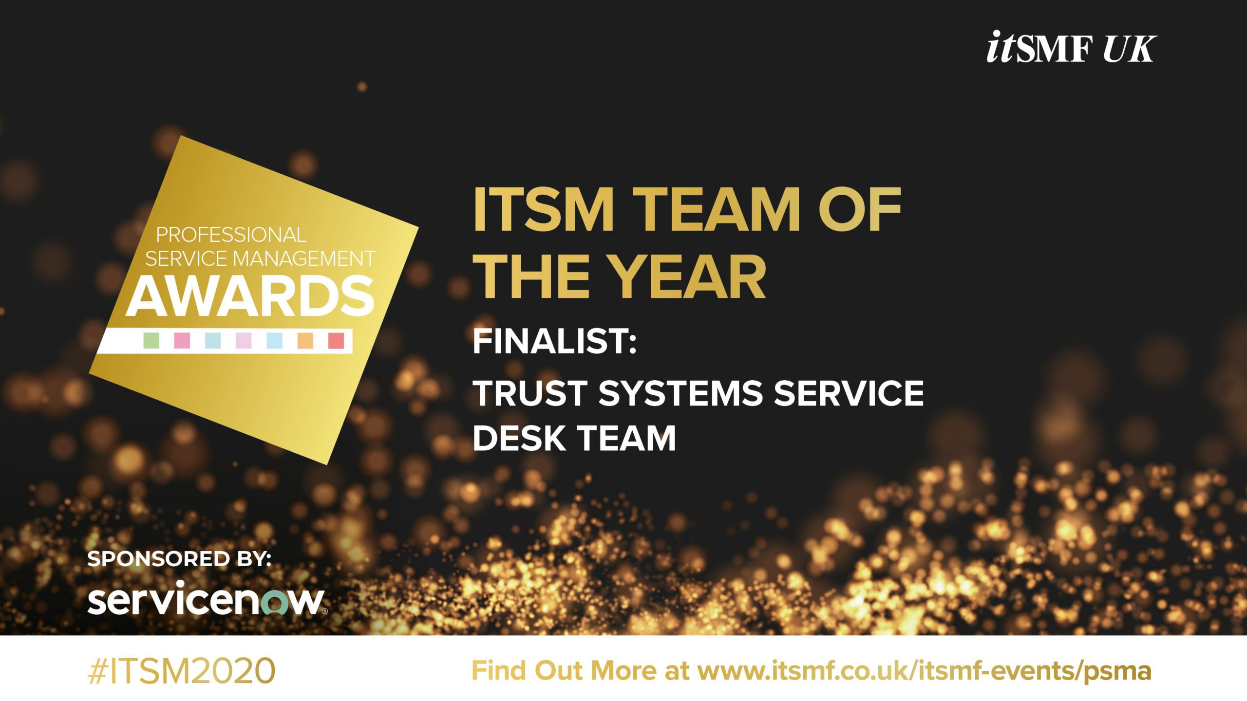PSMA2020 SocialCards ITSM TEAM OF THE YEAR7 Trust scaled