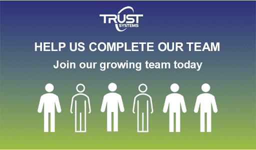 Help us complete our team