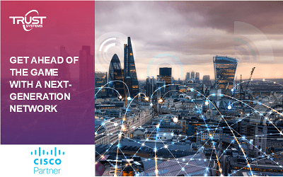 Get ahead of the game with a next-generation network