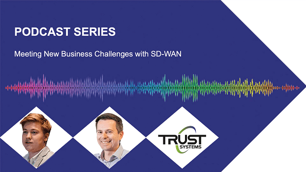 SD WAN podcast image