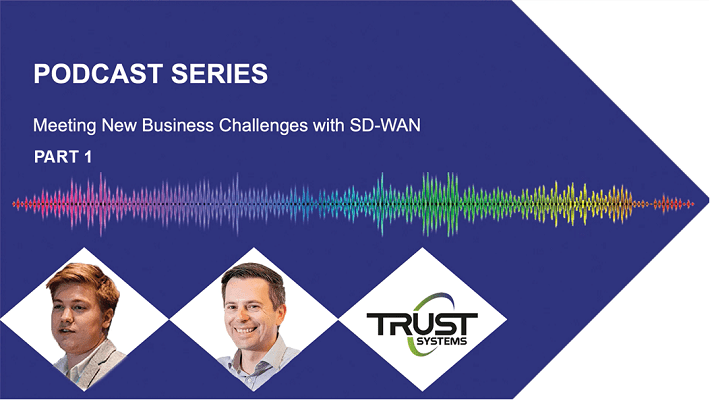 SD WAN podcast image PART 1