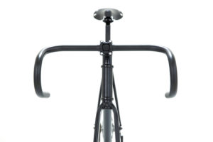 Alloy Black Drop Handlebars