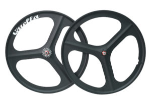 Quella 3 spoke Mag wheelset