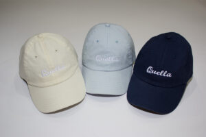 Quella Cap in Navy, beige or light blue