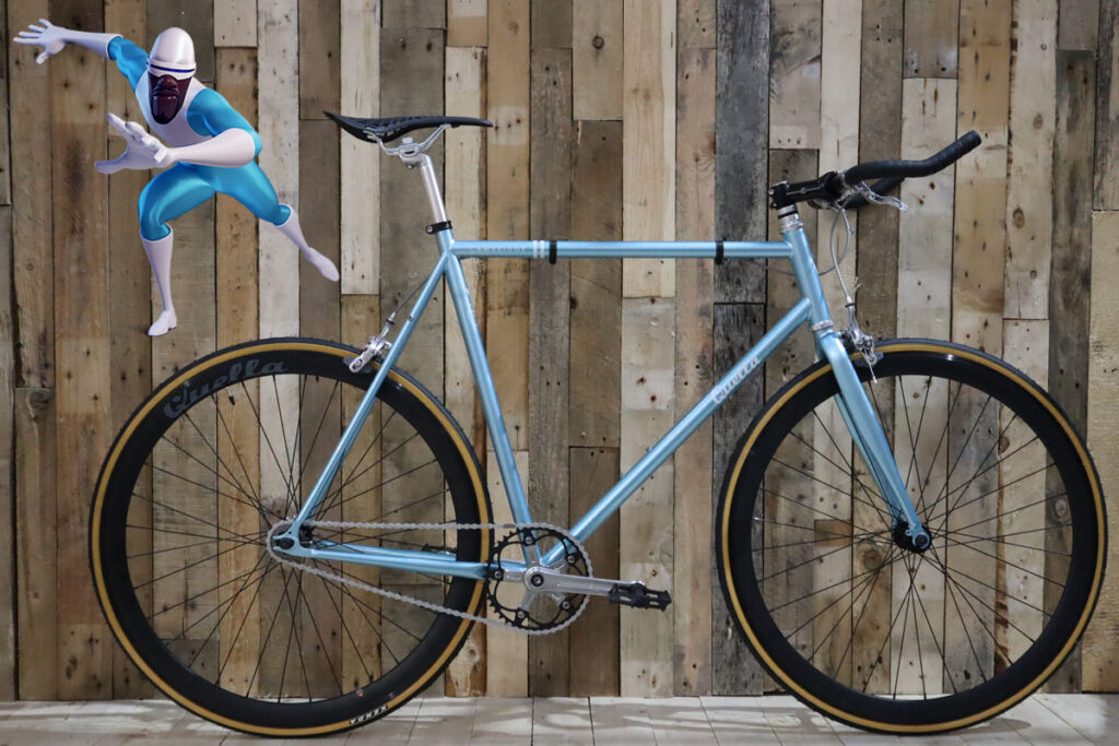 Frozone Quella Cambridge Bike