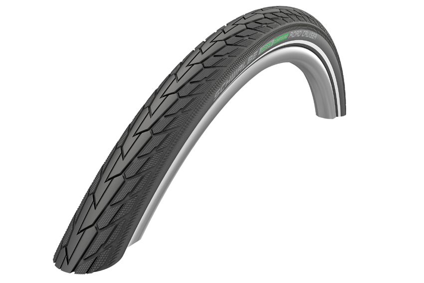 Schwalbe Road Cruiser 700 x 32c Wired Al Black Tyre