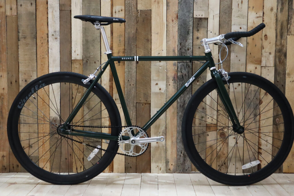 Quella Custom Bike Brunel