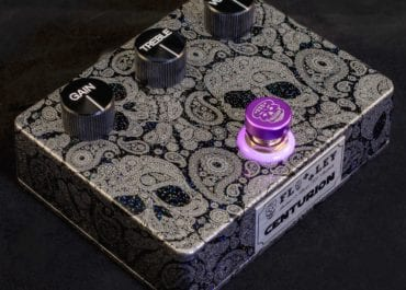 Why Flattley Guitar Pedals' Centurion could be your go-to overdrive